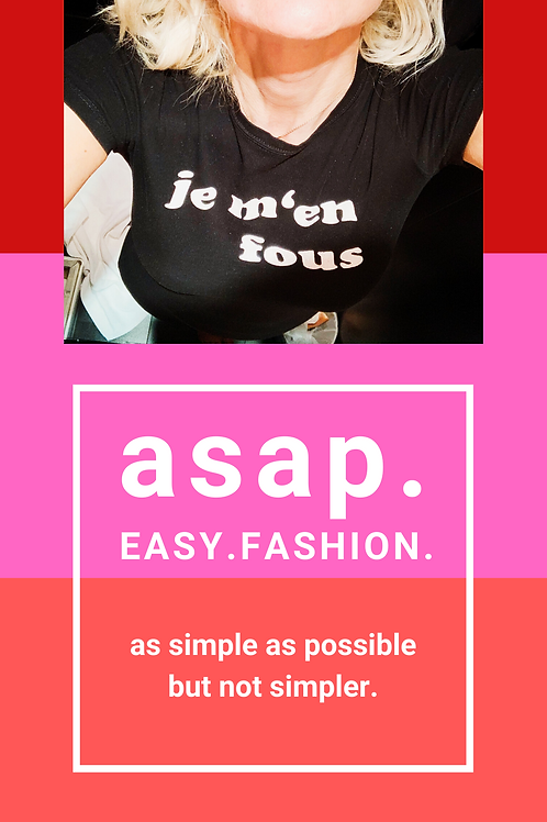 asap  /as simple as possible