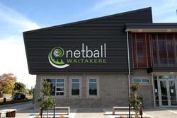 Home of Netball Waitakere