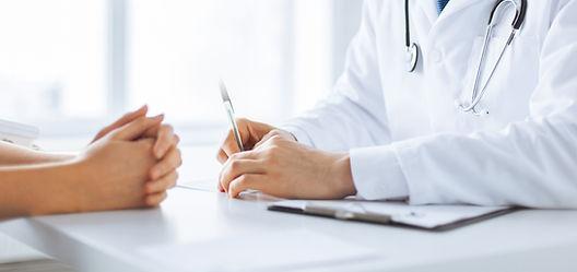 Lekarz i pacjenta
