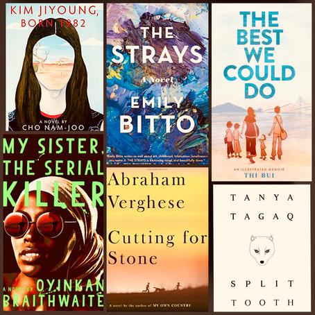 Six Books, Six Countries