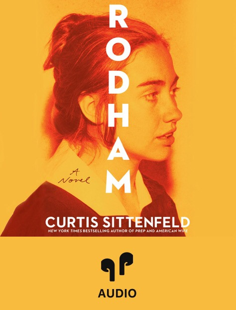 Screen shot of Rodham by Curtis Sittenfeld audiobook narrated by Carrington MacDuffie