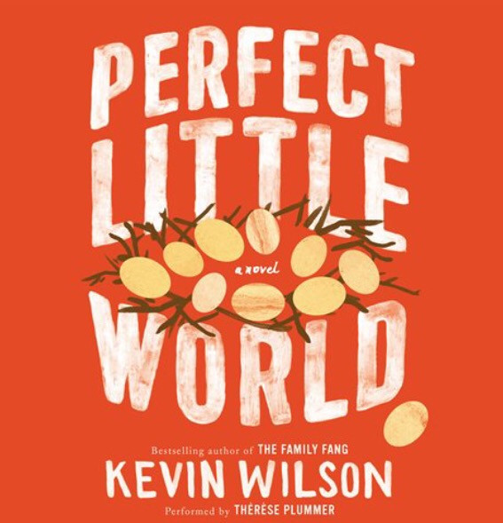 Screenshot of the book Perfect Little World by Kevin Wilson
