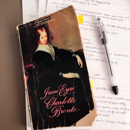 Jane Eyre Book Club: Chapter 4