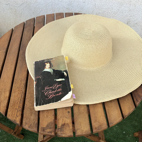 Online Book Club with On Eyre: Jane Eyre Chapter 1