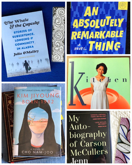 Reading Challenge Check-In: 26 Titles for You to Check Out