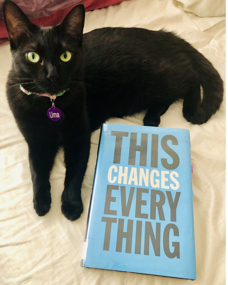 Wordy Wednesday: This Changes Everything by Naomi Klein