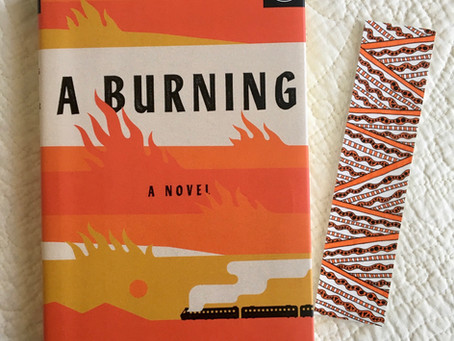 Wordy Wednesday: A Burning by Megha Majumdar