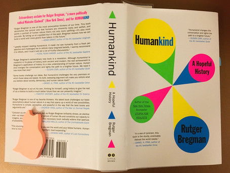 Humankind Read-Along Part 3:Cynicism in Literature