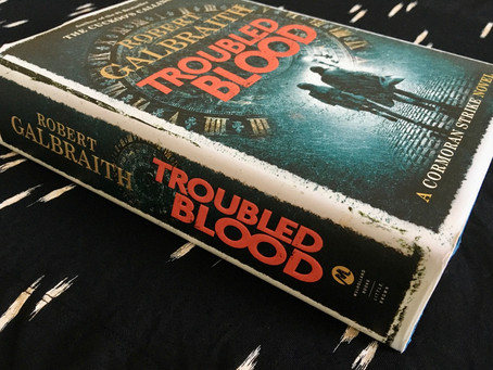 Troubled Blood: Good to the Last Drop