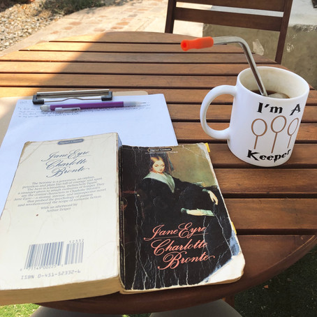 Jane Eyre Book Club: Chapters 2-3 and On Eyre Episode 3