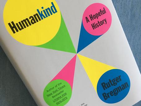 Read-Along Announcement: Humankind by Rutger Bregman