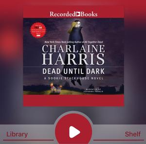 Dead Until Dark Charlaine Harris a Sookie Stackhouse Novel
