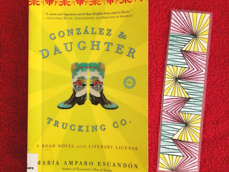 Wordy Wednesday: González & Daughter Trucking Co. by María Amparo Escandón