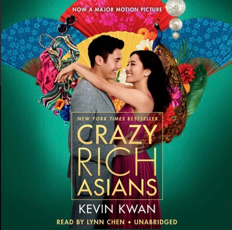Crazy Rich Asians Kevin Kwan Book