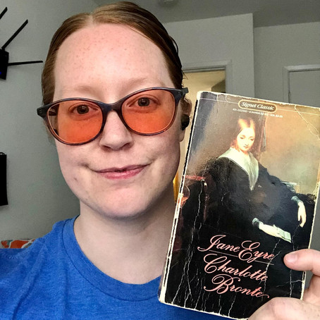 Welcome to Jane Eyre by Charlotte Bronte and On Eyre Episode 1!