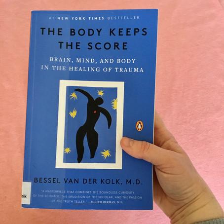 Wordy Wednesday: The Body Keeps the Score by Bessel van der Kolk