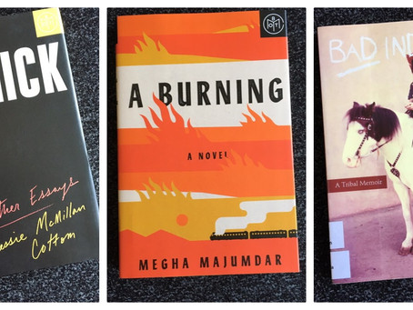 Three Books I'm Looking Forward to Reading