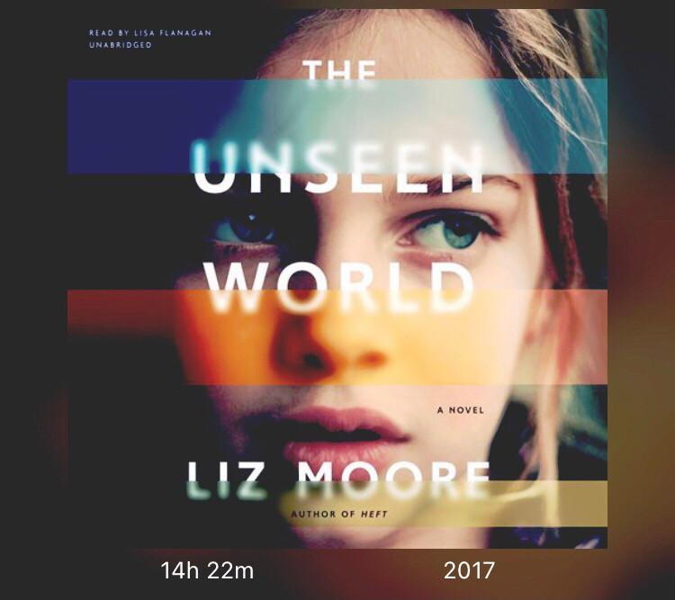 The Unseen World by Liz Moore a novel