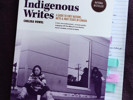 Incisive Words from Indigenous Writes