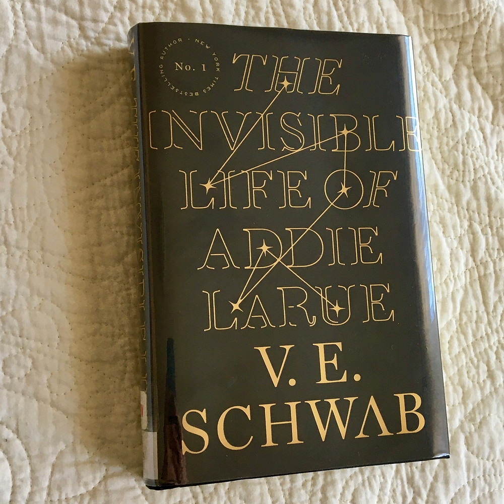 The Invisible Life of Addie LaRue by VE Schwab