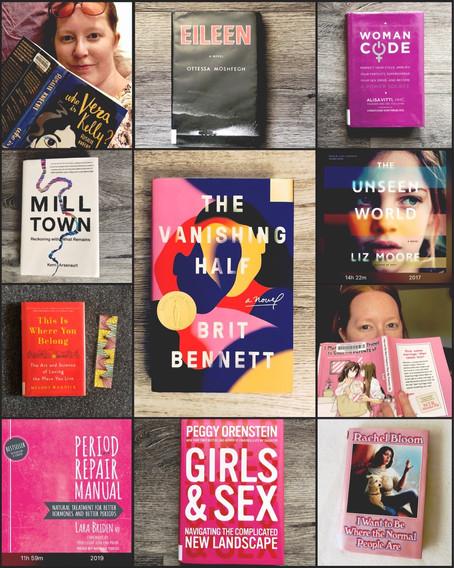 June Reading Recap: Summer (So Far) Book Reviews