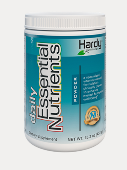 Daily Essential Nutrients Powder 432 g