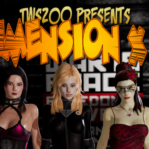 TWS200/BRS301: DIMENSION X THE MOVIE 3 with THE TIME FIXERS