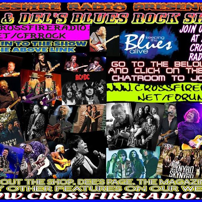 Doc and Del's Blues-Rock Show