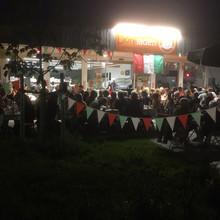 Italienischer Abend im Dorfladen