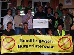 Spende für Klage - Aarhus Konvention