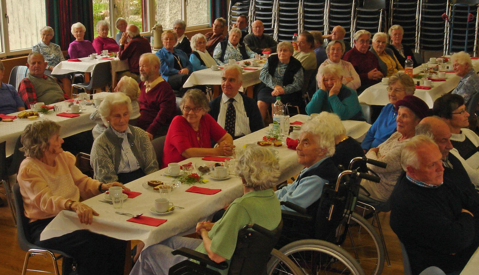 Seniorenesen 2008