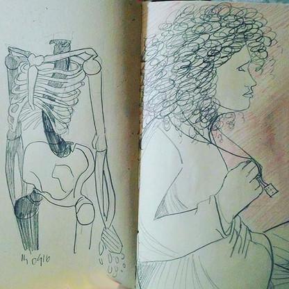 #sketchbook #aelita15original #redbubble