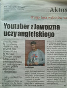 YouTuber z Jaworzna