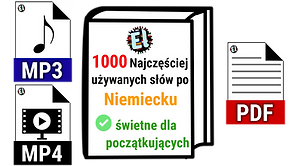 1000 najczęściej używanych słów po niemi