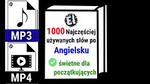 1000 najczęściej używanych słów po angie