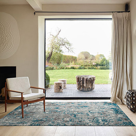 Give a stunning, chic &contemporary look to your living space with our Rugs