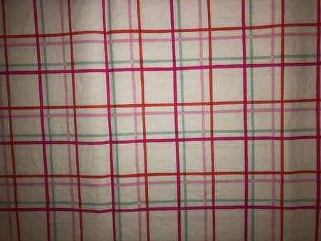 Multicolored Check