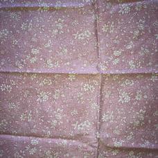 3F. Pink Vintage Floral