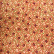 6F. Copper Floral