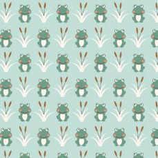 3D. Froggies