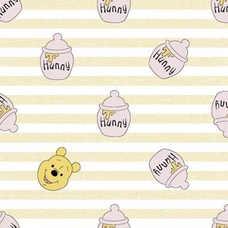 10C. Striped Pooh + Hunny
