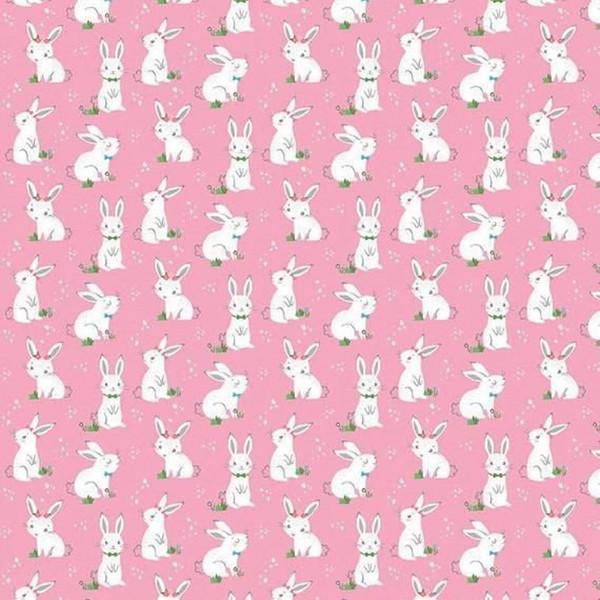 18B. Pink Bunnies