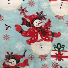 10B. Merry Snow Folk