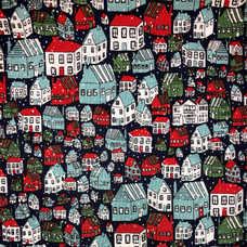 3B. Snowy Village