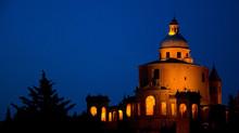 Monitoraggio Strutture Portico San Luca - Bologna - Monitoraggio con Droni