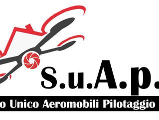 Sportello SUAPR - Come migliorare in pochi passi il Settore in crescita dei DRONI.