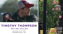 Timothy Thompson