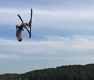 Freestyle Skier Scott Breedon