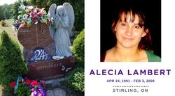 Alecia Lambert