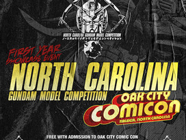 NCGMC Expo Event at Oak City Comic Con